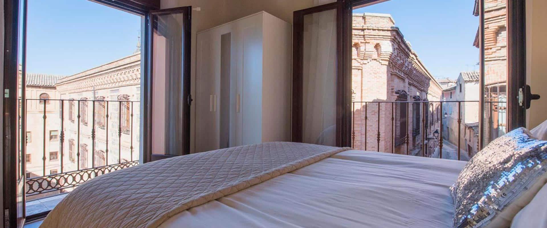 virgen de gracia sl 5 - Alojamiento para empresas en Toledo - Toledo Ap Alojamientos turísticos