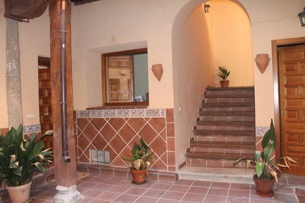 patio4 Copiar - patio4 (Copiar) - Toledo Ap Alojamientos turísticos