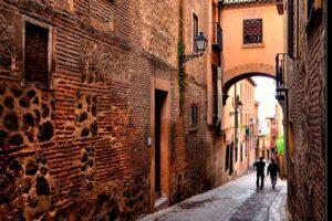 calles de toledo 300x200 - Aparcar en Toledo - Toledo Ap Alojamientos turísticos