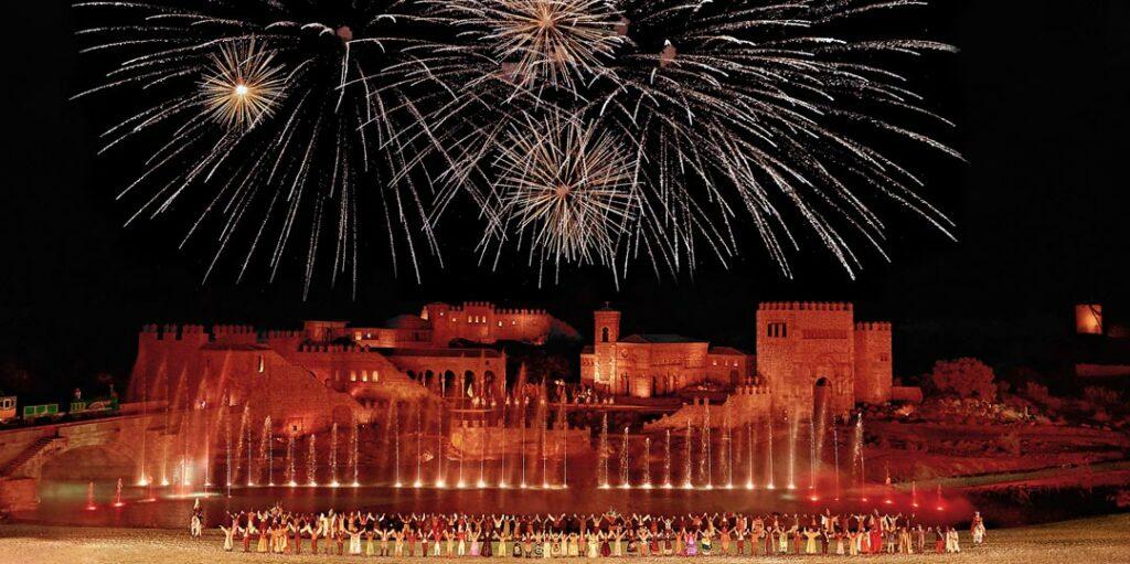 imagen espectacular El Sueno de Toledo 1024x511 - ¿Vas a visitar Puy du Fou España? - Toledo Ap Alojamientos turísticos