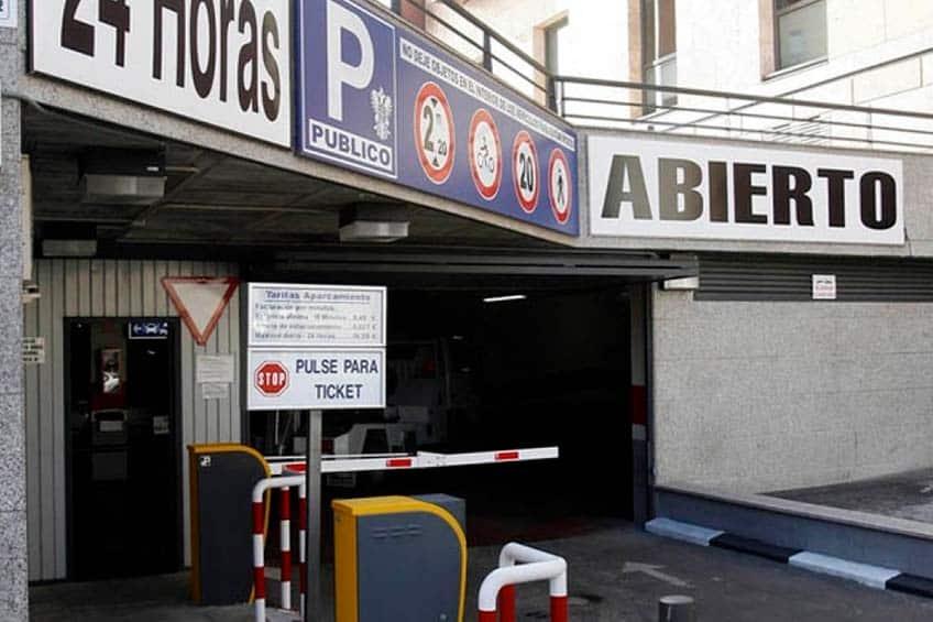 parking privado toledo - Aparcar en Toledo - Toledo Ap Alojamientos turísticos