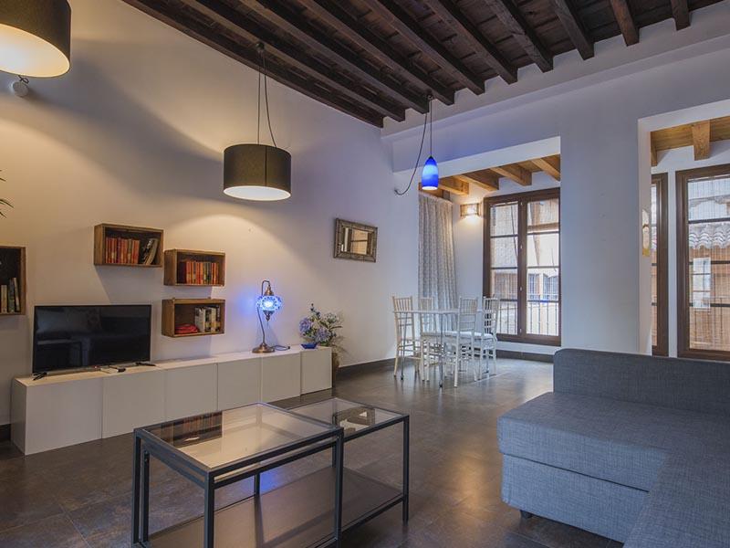 apartamento santa anita 0005 Naranjos 11 003 - Apartamento Santa Anita - Toledo Ap Alojamientos turísticos